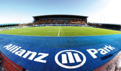 Allianz Park rugby