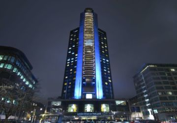 The Hilton Park Lane London