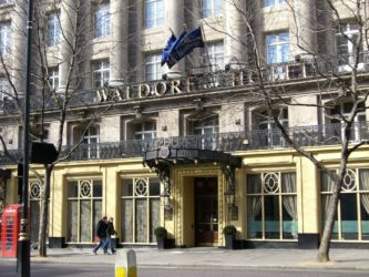 The Waldorf The Strand London